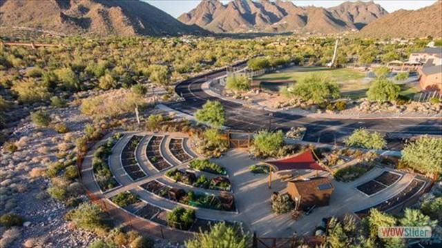 Desert Farmers Markets; Bootstrap Carousel; Desert Community Garden